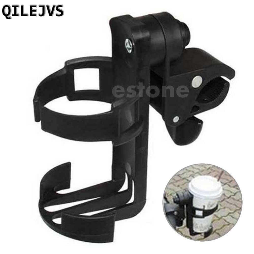 QILEJVS Motorcycle Bicycle Beverage Water Bottle Cage Drink Cup Holder Quick Release Bike Accesorios 1