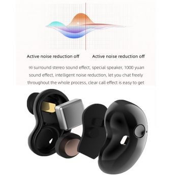 S6 Plus Tws True Wireless Bluetooth Headset 5.1LED 9D Stereo with Microphone Handsfree Music Earbuds Earphones For Xiaomi iPhone 44