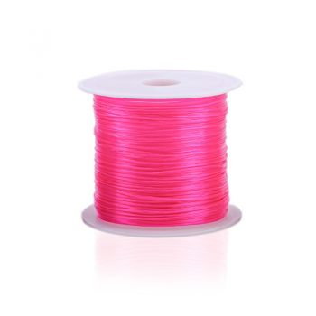 393inch/Roll Strong Elastic Crystal Beading Cord 1mm for Bracelets Stretch Thread String Necklace DIY Jewelry Making Cords Line 9