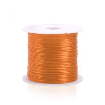393inch/Roll Strong Elastic Crystal Beading Cord 1mm for Bracelets Stretch Thread String Necklace DIY Jewelry Making Cords Line 19