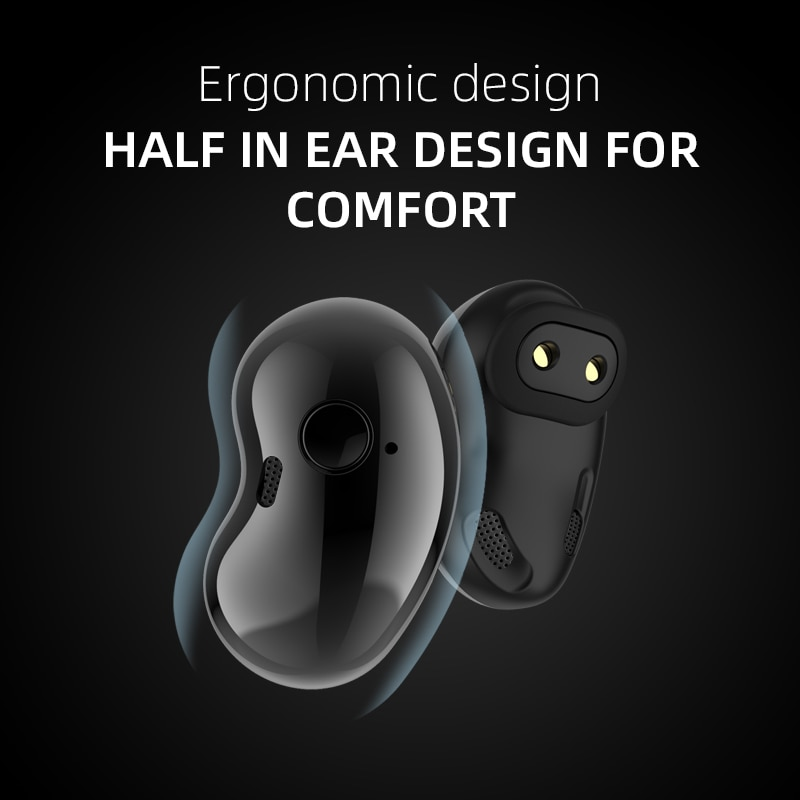 S6 Plus Tws True Wireless Bluetooth Headset 5.1LED 9D Stereo with Microphone Handsfree Music Earbuds Earphones For Xiaomi iPhone